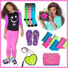 We're always expanding out Hi-Bye Collection!  #littlemissmatched #tweenfashion #LMMUBU