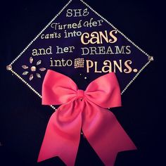 graduation dreams… ♥