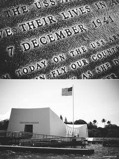 Pearl Harbor #hawaii #oahu #honolulu #pearl #harbor #memorial