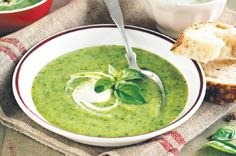 Easy and delicious, you will love this broccoli, spinach and potato soup.