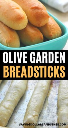 Olive Garden Breadsticks | If you love buttery, garlic breadsticks, then you will swoon for this Copycat Olive Garden Breadsticks recipe. Simple to make & tastes just like your favorite Italian restaurant. Breadsticks Recipe, Garlic Breadsticks, Olive Garden Breadsticks, Dinner Bread, Money Saving Meals, Olive Gardens, Cooking Recipes, Bread Recipes, Cheap Meals