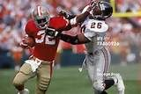 Running Back Ricky Watters Of The San Francisco 49Ers Stiff… News ...