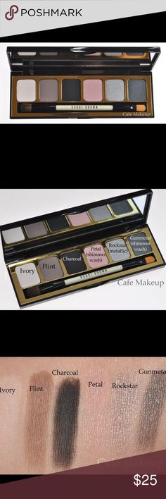 Bobbi Brown - Day to Night Cool Eye Palette Brand New - not in original box, but never used. Bobbi Brown Makeup Eyeshadow