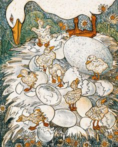 How Hans Christian Andersen Revolutionized Storytelling, Plus the Best Illustrations from 150 Years of His Beloved Fairy Tales | Brain Picki...