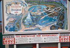 New Adventures! Disneyland - 1959, via Flickr.