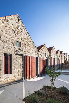 Espaço Mira e Mira Forum, Porto, 2014 - Floret - Oficina de Arquitectura