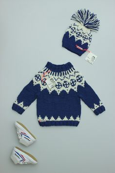 mor mor nu palle sweater by flora and henri