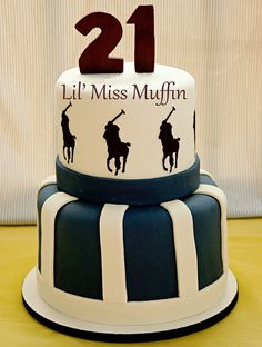 1000 Images About Polo Cakes On Pinterest Polos Ralph