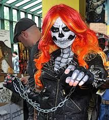 Image result for Ghost Rider cosplay female
