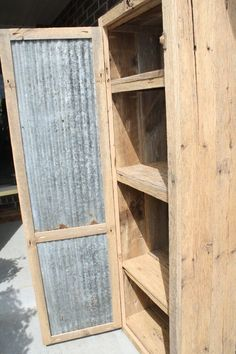 YOUR Made To Order Reclaimed Recycled And Rustic Tall Cabinet, Pantry, Linen U2026