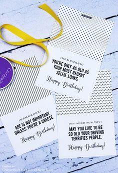 Verjaardagskaarten humor | via iheartnaptime.net