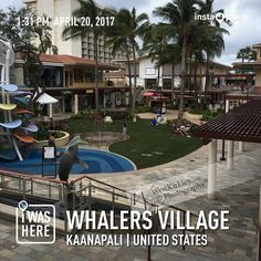 The #whalervillage has changed a lot now. I didn't see the history that was there last year :( shops are really nice there #workcation #westkirkley #westphd #maui #Goodtimesgoodmemories  #shopping #workingsoHard