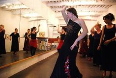 Our flamenco classes