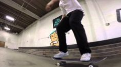 Crailtap's Clip of the Day with Brandon Biebel - http://DAILYSKATETUBE.COM/crailtaps-clip-of-the-day-with-brandon-biebel/ - http://www.youtube.com/watch?v=blSpMaL7fiQ&feature=youtube_gdata  Not gonna lie, the filming's got some stank on it, but this line of Biebel thru his park is rad. And it's the kind of line that he normally does but this tim... - biebel, brandon, clip, Crailtap's