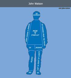 How to Properly Pet John Watson