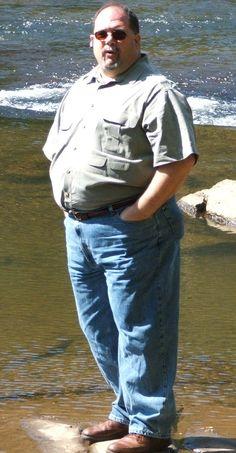 The site of Tom's fishing trip in 2007 in Dillsboro, Ga.