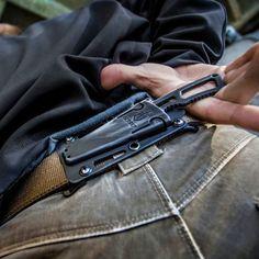 Concealed. #StillServing #concealedcarry #tactical #tacticalknives #weapons #edc #everydaycarry