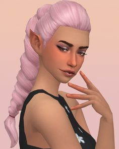 "winniemoon:  "" Hair Recolored In The Dazed & Confused Palette Hair From Left To Right  • Meshes are REQUIRED  •  Meshes > Fawnv2 // Fawnv1 // Kiara Edit // Nineties Babe  • 36 Dazed and Confused..."
