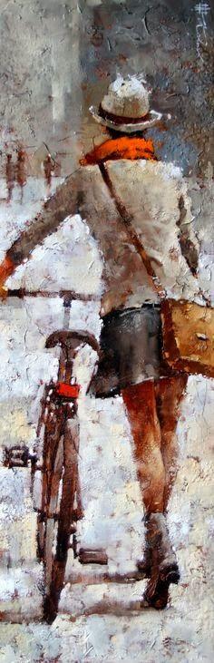 SERIES DE PINTURAS MARAVILLOSAS: ANDRE KOHN