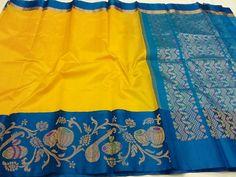 Pure Kuppadam Pattu sarees Order what's app 7093235052 Nalli Silk Sarees, Kuppadam Pattu Sarees, Tussar Silk Saree, Kanchipuram Saree, Cotton Saree, Indian Sarees, Bandhani Dress, Saree Dress, Sari