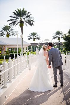 Disney's Wedding Pavilion is filled with modern romance and a touch of magic
