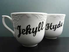 first cup of coffee... second cup :D