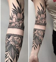 half sleeve tattoo designs and meanings - tattoos sleeve - This is a Nike Cortez with mouse living inside its soft sole - Rose Tattoos, Flower Tattoos, New Tattoos, Body Art Tattoos, Half Sleeve Flower Tattoo, Tatoos, Henna Tattoos, Tattoos Pics, Tattoo Half Sleeves