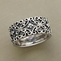 Royal Regalia Ring - Band - Rings - Jewelry | Robert Redford's Sundance Catalog