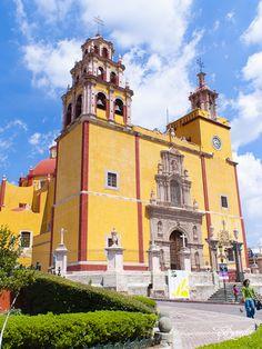 Este es uno de los monumentos más representativos de la Ciudad de Guanajuato es El Pipila.