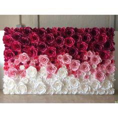 ขาย Flower backdrop แบคดรอปดอกไม้ทำจากกระดาษ ในราคา ฿5,000 ซื้อได้ที่ Shopee ตอนนี้เลย!https://shopee.co.th/partysista/184754082 #ShopeeTH