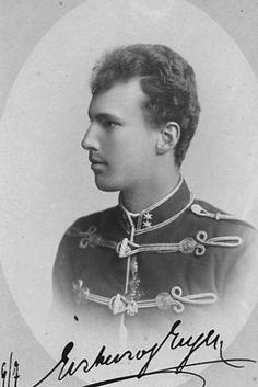 Archduke Eugen of Austria (1863–1954)