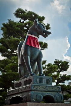 Life in the Land of the Rising Sun: Fushimi Inari Jinja