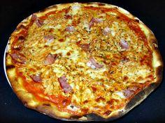 Pizza Pollo Panceta