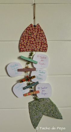 O tacho da Pepa: Vi, gostei, e fiz. Wind Chimes, Dream Catcher, Christmas Ornaments, Halloween, Holiday Decor, Crochet, Israel, Party, Handmade