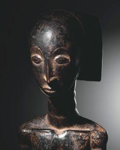 HEMBA STATUE Congo, Statues, Portraits, African Art, Buddha, Batman, Superhero, Fictional Characters, The Hundreds
