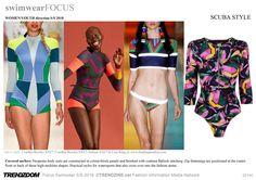 Trendzoom: FOCUS Swimwear S/S 2018 - Trends (#722165)