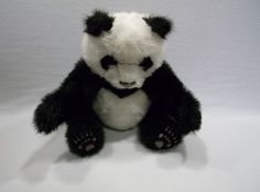 "2004 Furreal Friends Panda Cub 13"" Plush toy doll hasbro USED #Hasbro"