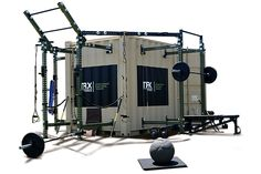 TRX Tactical Training Locker