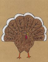 Art Projects for Kids: thanksgiving