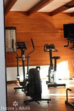 decora y adora Mini Gym, At Home Gym, Decoration, Gym Equipment, Room, Home Decor, Gymnastics, Furniture Makeover, House Decorations