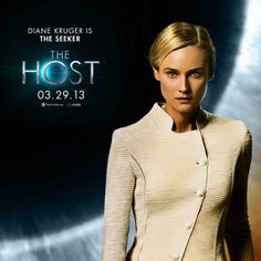 The Host 'The Seeker' Character Poster and Featurette -- Get to know Diane Kruger as the villain in this Stephenie Meyer's adaptation, in theaters March 29th. -- http://wtch.it/BwNBm
