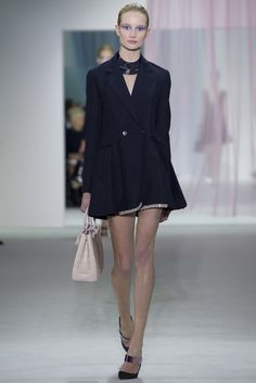 Christian Dior Spring 2013 Ready-to-Wear Fashion Show - Maud Welzen