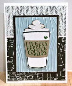 20170722 Coffee card