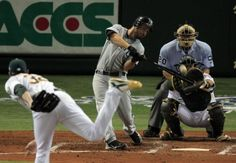 #Mariners open 2012 season with 3-1 extra innings victory. 3/28/12