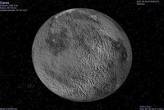 ceres, minor planet