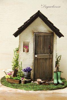Miniature, dollhouse - Satumama blog