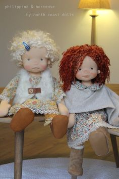 Sisters by North Coast Dolls