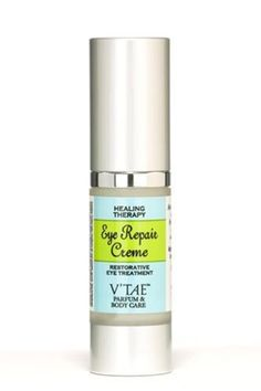 V'Tae Eye Repair Creme Restorative Eye Treatment, 15-Milliliter Bottles (Pack of 4) by V'Tae. Save 39 Off!. $21.90. Cruelty-free, PETA-approved. No artificial coloring. Recyclable or reusable packaging. The purest essential oils. Highest quality natural ingredients. Rich in bioflavonoids, anti-oxidants, and gentle, yet potent phytochemicals. This blend of essential oils imparts a clean, fresh, natural fragrance, while instilling the benefits of healing, hydration and balance. Your skin will…