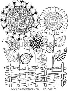 Find Coloring Book Adult Meditation Relax Vector stock images in HD and millions of other royalty-free stock photos, illustrations and vectors in the Shutterstock collection. Pattern Coloring Pages, Coloring Book Pages, Printable Coloring Pages, Coloring Sheets, Doodle Drawings, Doodle Art, Art Floral, Zentangle Patterns, Embroidery Patterns