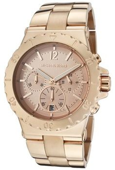 Michael Kors MK5314 Women's Rose Gold Chronograph Watch. Get the lowest price on Michael Kors MK5314 Women's Rose Gold Chronograph Watch and other fabulous designer clothing and accessories! Shop Tradesy now
